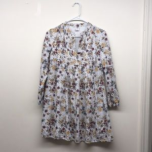 Old Navy long sleeved dress
